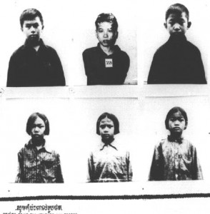 Child victims at S-21
